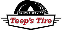 Teep's Tire Sales and Service logo